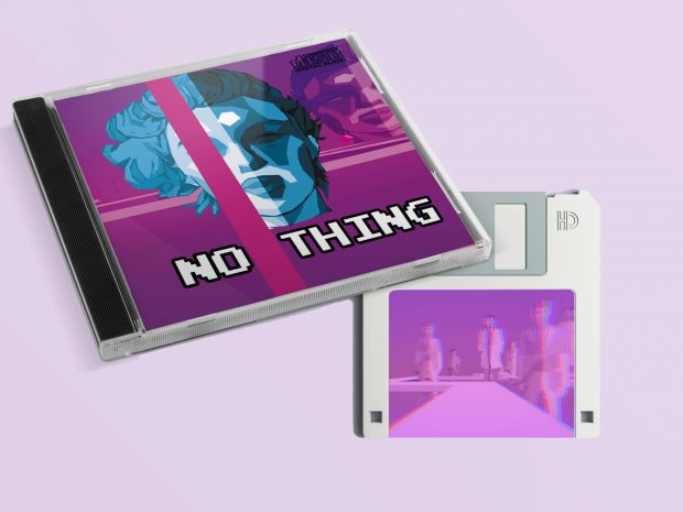 NO THING game soundtrack released on CD!