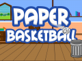 Paper Basketball