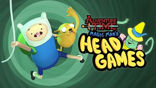 Adventure Time: Magic Man's Head Games