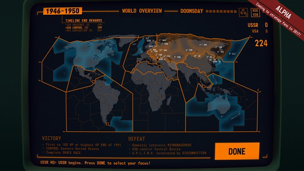 Terminal Conflict Alpha Screenshots