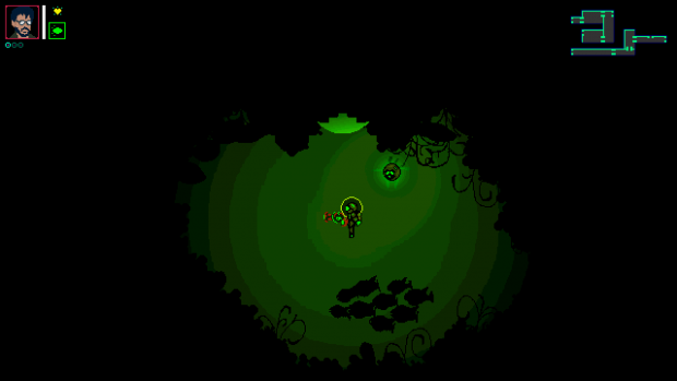 Dive into flooded caverns