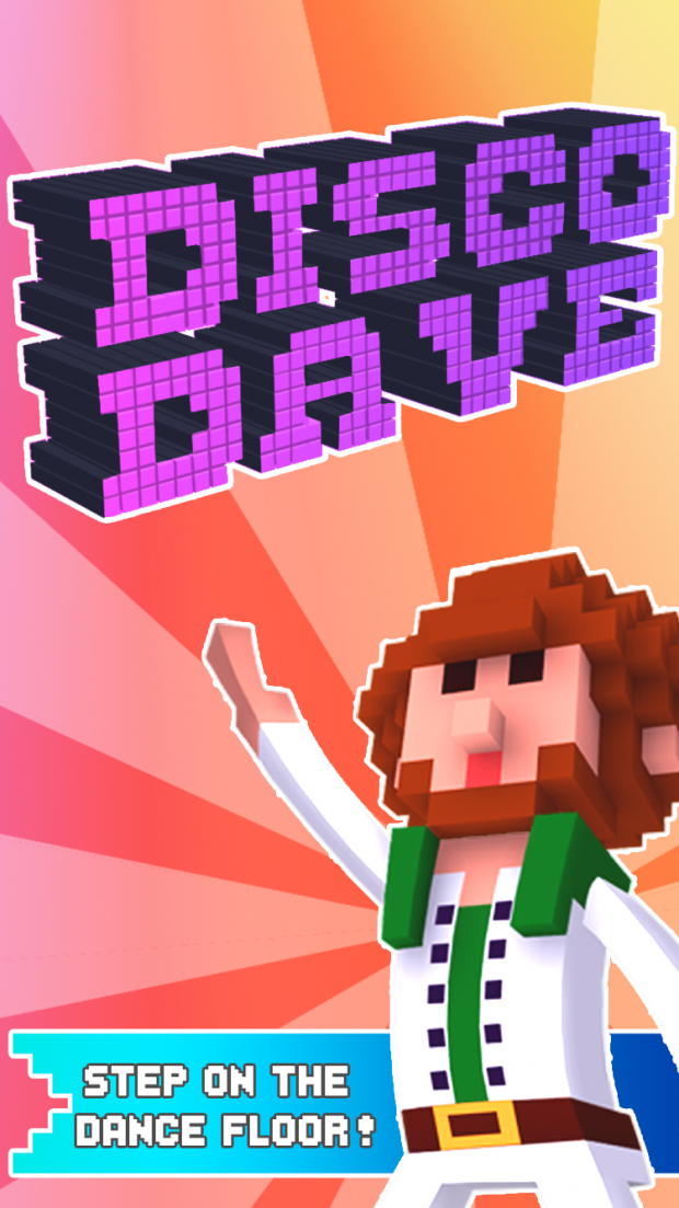Disco Dave is out and the disco fever got real!