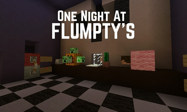 One Night At Flumpty's Map Release Picture