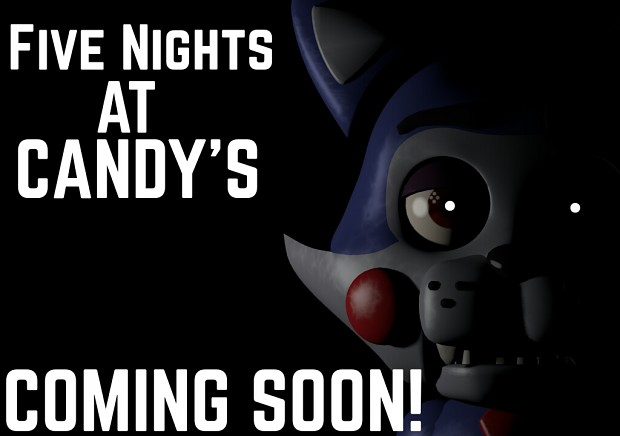 Five Nights at Candy's Map Teaser