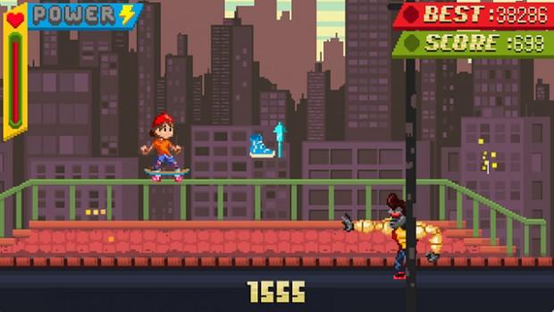 Steam Greenlight screenshot