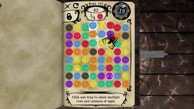 Grimoire: Puzzles of Power