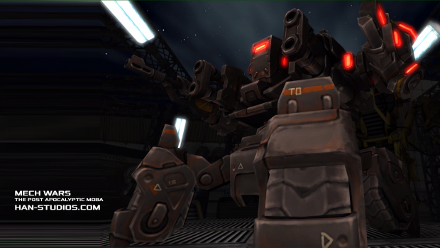 mech ready for fight 2