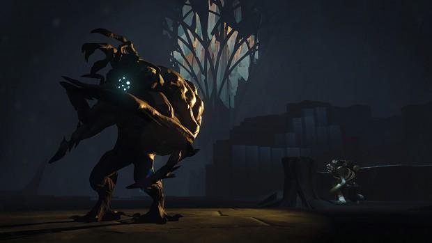 Edge of Nowhere Screenshot