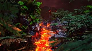Feral Rites Screenshot LavaEnvir 3