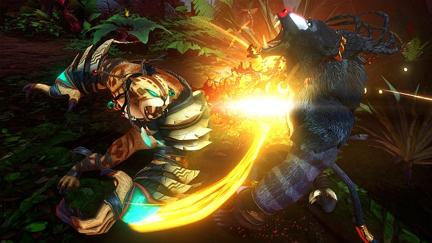 Feral Rites Screenshot BeastFigh 1