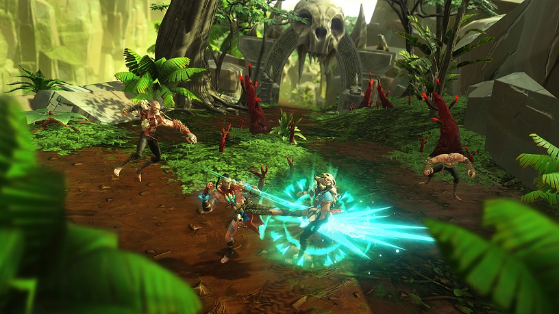 Feral Rites Screenshot JungleTop 2