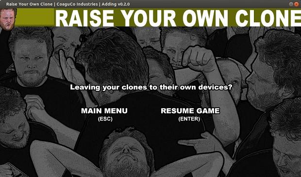 Raise Your Own Clone Screenshots