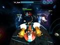 Galaxy Combat Wargames Gameplay: Star Warrior VS T