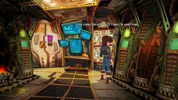 StarFlint the Blackhole prophecy Indie Game