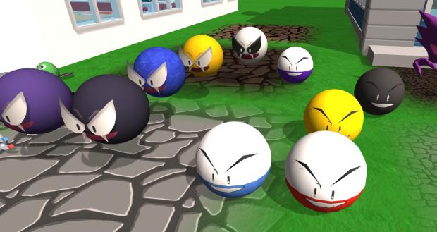 Pokemon Variations V1