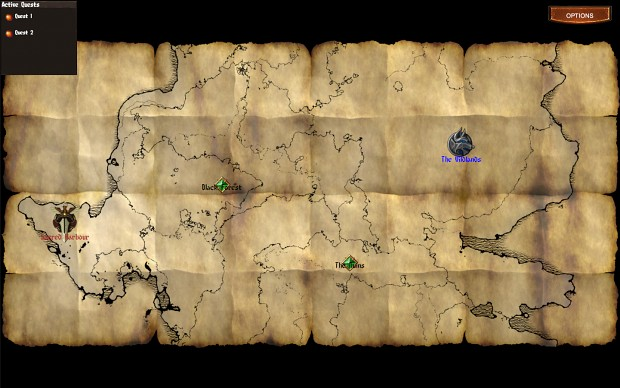 New map version