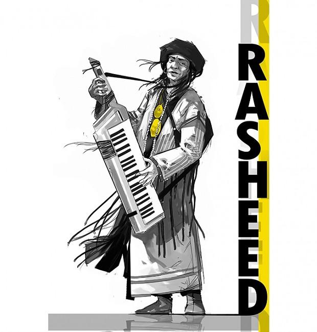 Rasheed 5