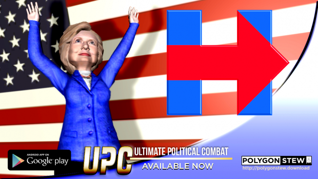 Hillary - UPC Ultimate Political Combat