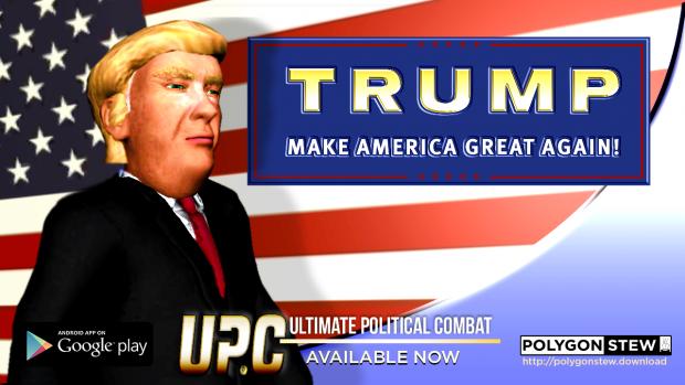 Trump - UPC Ultimate Political Combat