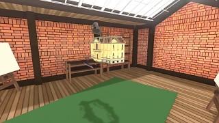 VoxVR Speed Build: Townhall by Mezaka