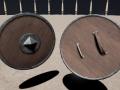 Starter Round Shield