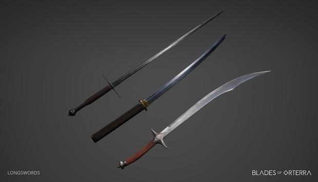 Combat Module - Longswords