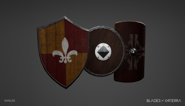 Combat Module - Shields