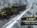 Army Transporter Truck Driver