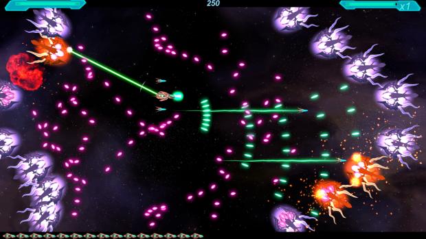 Gamma Blast 0.87 Screenshots