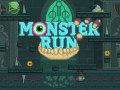Monster Run - Free pixel-art arcade platformer