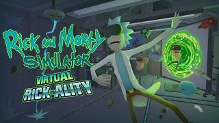Rick and Morty Simulator: Virtual Rickality