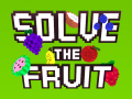Solve the Fruit
