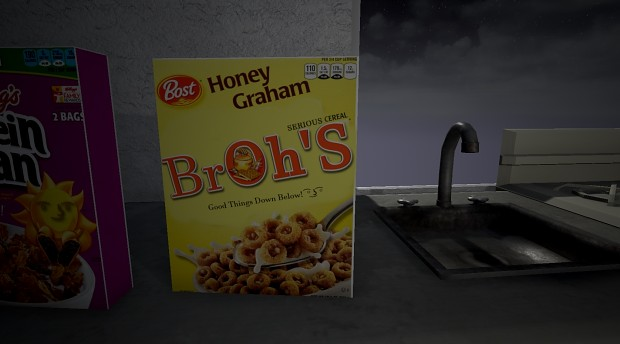 serious cereal