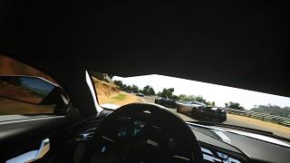 Driveclub VR Gamescom
