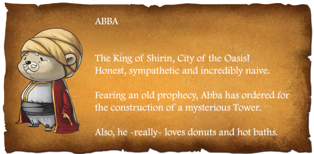 character abba 11