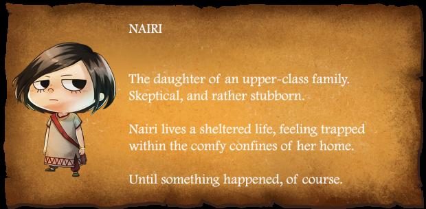character nairi 13