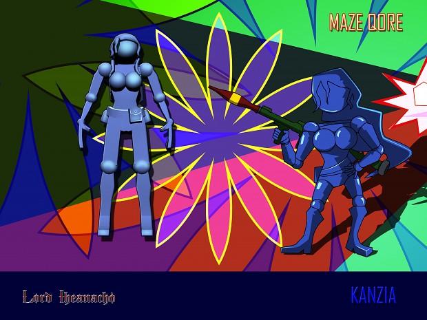 Characters - Kanzia