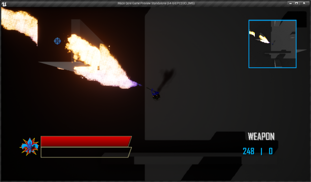 Flamethrower Test
