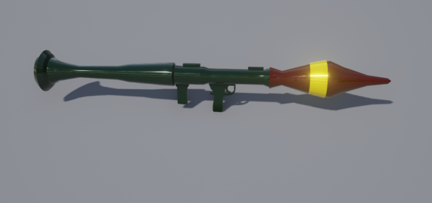 RPG Launcher In-Game