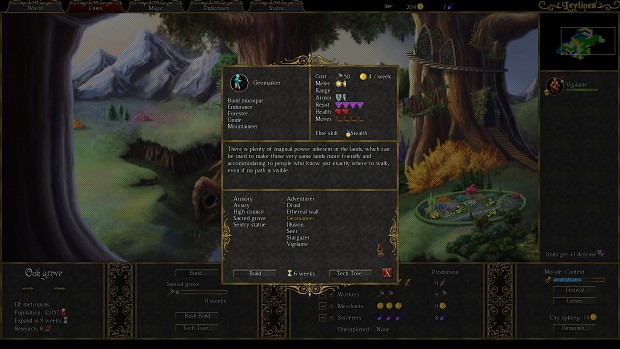 Leylines - Build UI