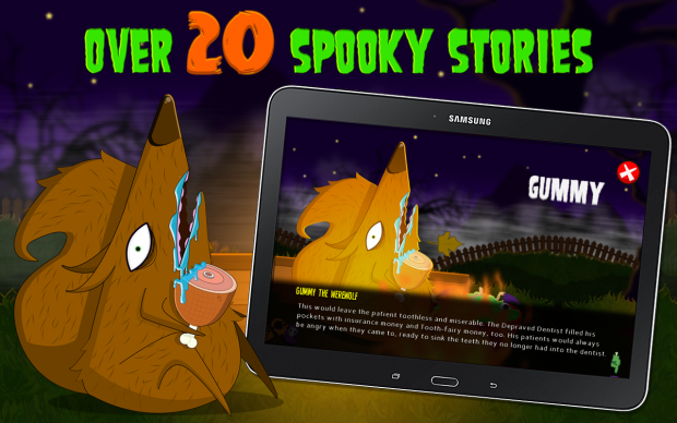 Scary Stories For Kids 2 Screenshots
