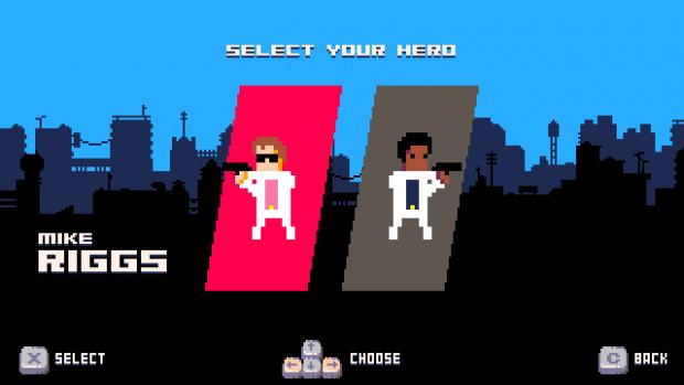 DnJ: Select Your Hero