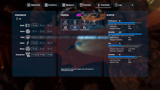 Rogue shift screenshot