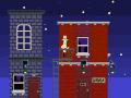 Micro adventure in a dark alley