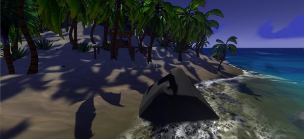 procedural islands