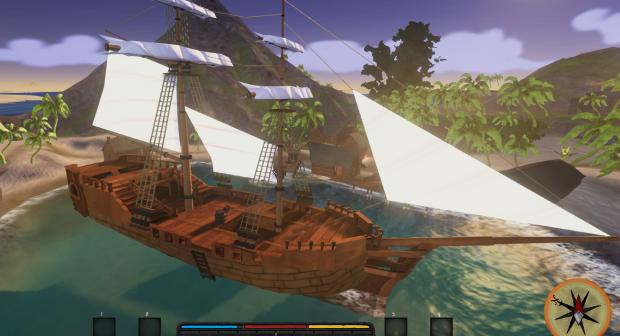 player ship