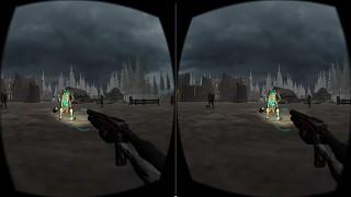 VR Shootgun Raid Controller