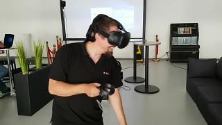 toxicbrain VR FUN WORLD - Explosives Range Trailer