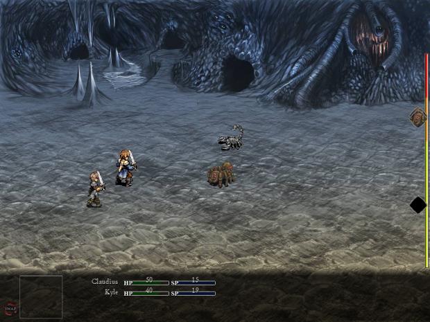 cave battle 5