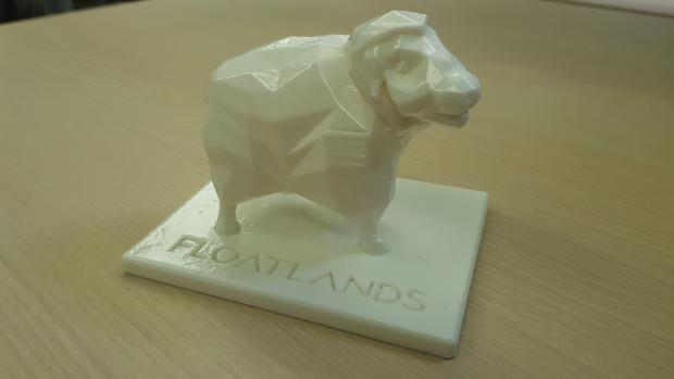 3D print sheep